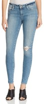 Paige Verdugo Ultra Skinny Jeans in Pryor Destructed