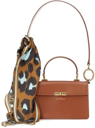 Marc Jacobs Downtown leather shoulder bag
