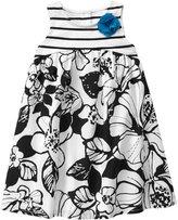 Gymboree Floral Dress (Toddler/Kid) - Multi - 2T