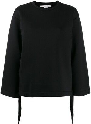 Stella McCartney Fringe Detail Sweatshirt