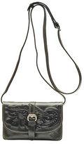 Patricia Nash Torri Leather Crossbody Bag