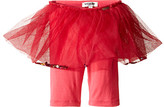Junior Gaultier Satine Leggings with Attached Tulle Skirt (Infant)