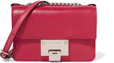 Jimmy Choo Rebel Mini Leather Shoulder Bag - Pink