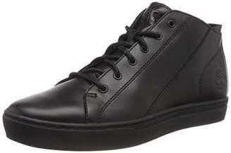 Timberland Men's Adventure 2.0 Cup Modern Chukka High-top Sneakers, Black (Black Full Grain), 49 EU