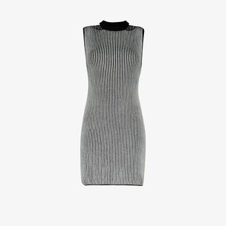 Eckhaus Latta Clavicle Mini Dress