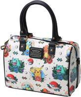 Loungefly womens Pokemon Original Starters Faux Leather Cross Body Bag Standard