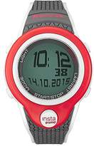 Reebok Pump InstaPump Digital Men's Chrono Watch White and Red RC-PIP-G9-PRPA-WB