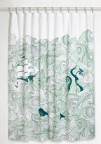 ModCloth Swell Acquainted Shower Curtain