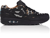 Nike MEN'S MEN'S AIR MAX 1 QS NUBUCK & WOOL SNEAKERS