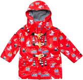 Jo-Jo JoJo Maman Bebe Fishermans Jacket (Toddler/Kid) - Nautical-2-3