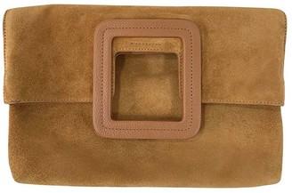 TMRW Studio Versatile Crossbody Clutch Handbag- Milo Suede