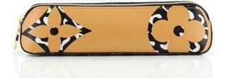 Louis Vuitton Elizabeth Pencil Pouch Limited Edition Jungle Monogram Giant