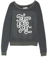 Spiritual Gangster Women's Trust Your Soul Tee