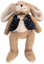 Bonton Rabbit Cuddly Toy with Floral Jacket
