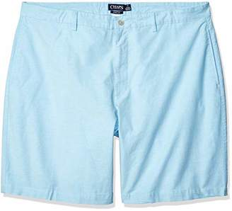 Chaps Men's Big and Tall Stretch Oxford Short