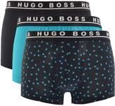 BOSS HUGO BOSS Underwear Triple Pack Boxer Trunks