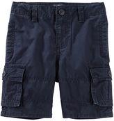 Osh Kosh Baby Boy Twill Cargo Shorts