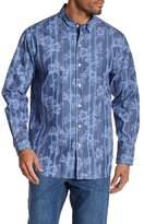 Tommy Bahama Graphic Printed Long Sleeve Shirt