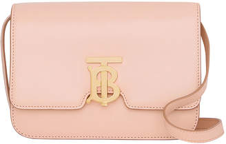 Burberry TB Small Crossbody Bag, Light Pink