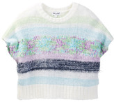 Splendid Mixed Yarn Sweater (Toddler Girls)