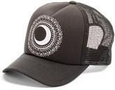 O'Neill Women's Sunlight Graphic Trucker Hat - Black