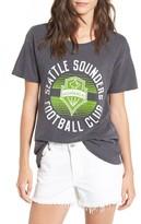 Junk Food Clothing Women's Seattle Sounders Tee