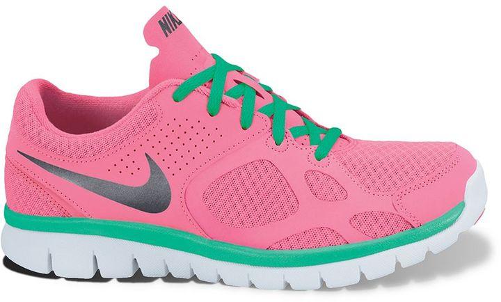 Nike flex run high-performance running shoes - women