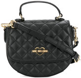 Love Moschino quilted tote - women - Leather/Polyurethane - One Size