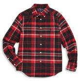 Ralph Lauren Boy's Plaid Shirt