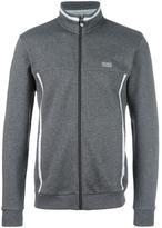 HUGO BOSS high neck zipped sweatshirt