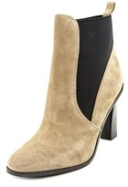 Via Spiga Maila Women Round Toe Suede Ankle Boot.
