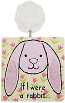 Jellycat If I Were A Rabbit-PINK