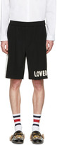 Gucci Black Vintage Shorts