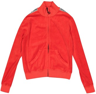 Opening Ceremony Red Cotton Jackets