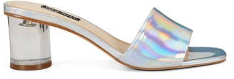 Nine West Fab Open Toe Slide Sandals