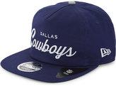 New Era 9FIFTY cowboys cotton snapback cap