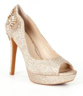 Gianni Bini Merri Jeweled Peep-Toe Pumps