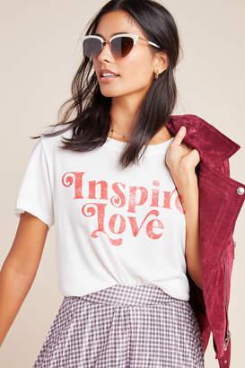 Letluv Inspire Love Graphic Tee