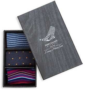 Marcoliani Milano 3-Pack Assorted Sock Set