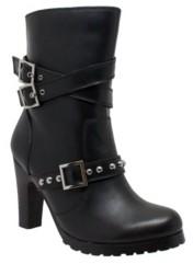 "Ride Tecs Ride Tec Women's 10"" Three Buckle Boot Women's Shoes"