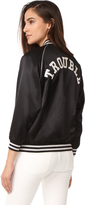 R 13 Double Trouble Roadie Jacket
