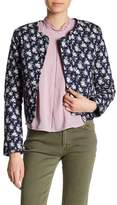 Rebecca Minkoff Ramona Quilted Floral Jacket