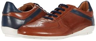 Mezlan 19536 (Cognac/Blue) Men's Shoes