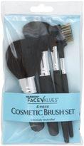 Harmon Face ValuesTM 4-Piece Cosmetic Brush Set