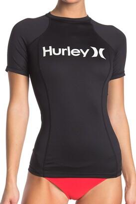 Hurley One & Only Short Sleeve Rashguard