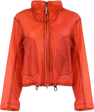 Isaac Sellam Experience zipped-up jacket