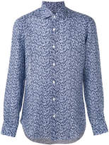 Barba patterned shirt