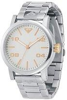 Roxy Women's RX/1001SVSV THE VICTORIA Silver-Tone Bracelet Watch