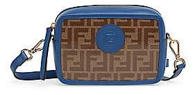 Fendi Women's Mini FF Camera Bag