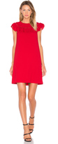 Trina Turk Ruffle Dress